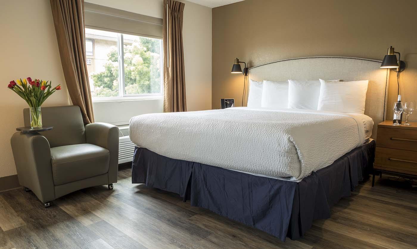 Hotel Focus Presidio Queen Room