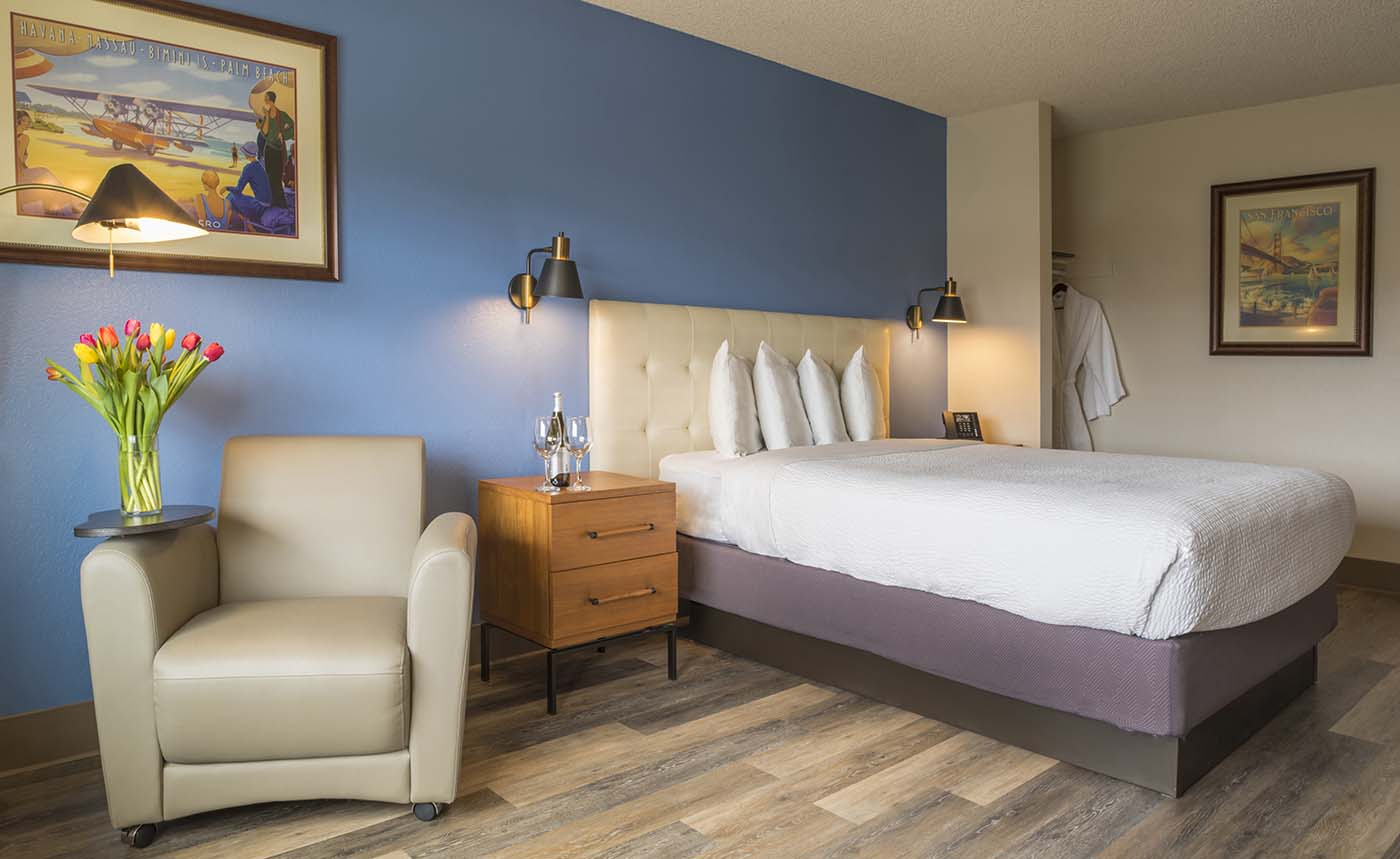 Hotel Focus Presidio King Room